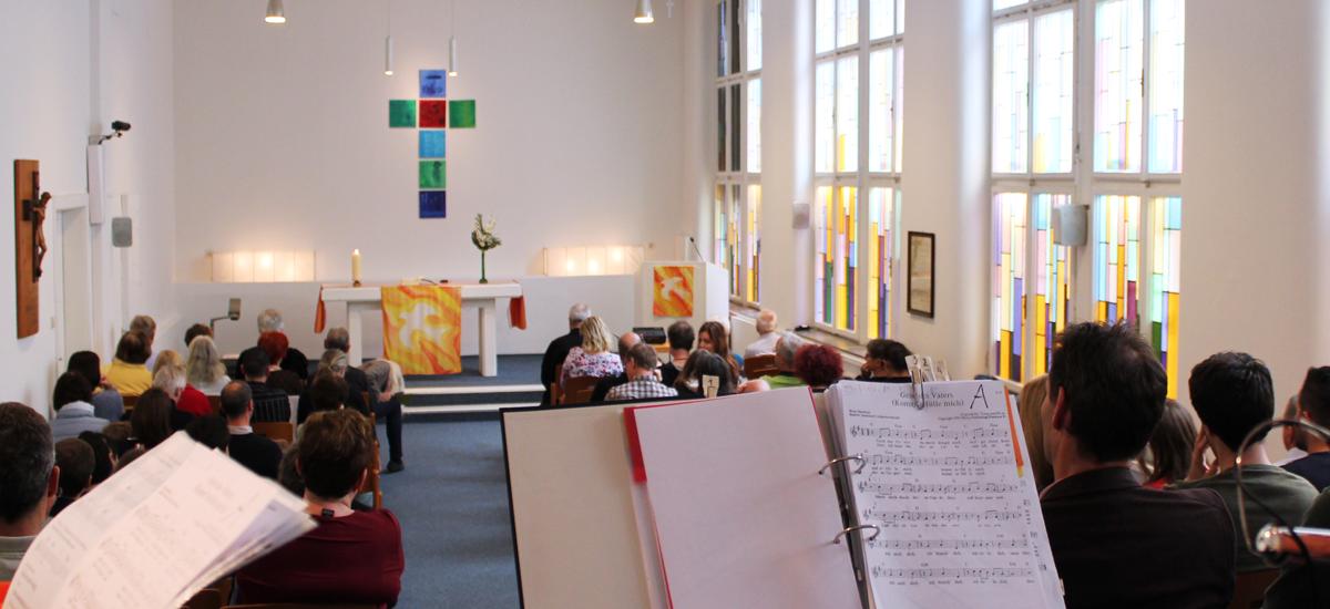 Evangelische Messiaskapelle